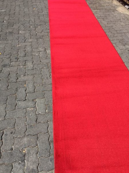 Are you looking for Affordable Red Carpets/Aisle Runners in Port Elizabeth for Weddings and Events?